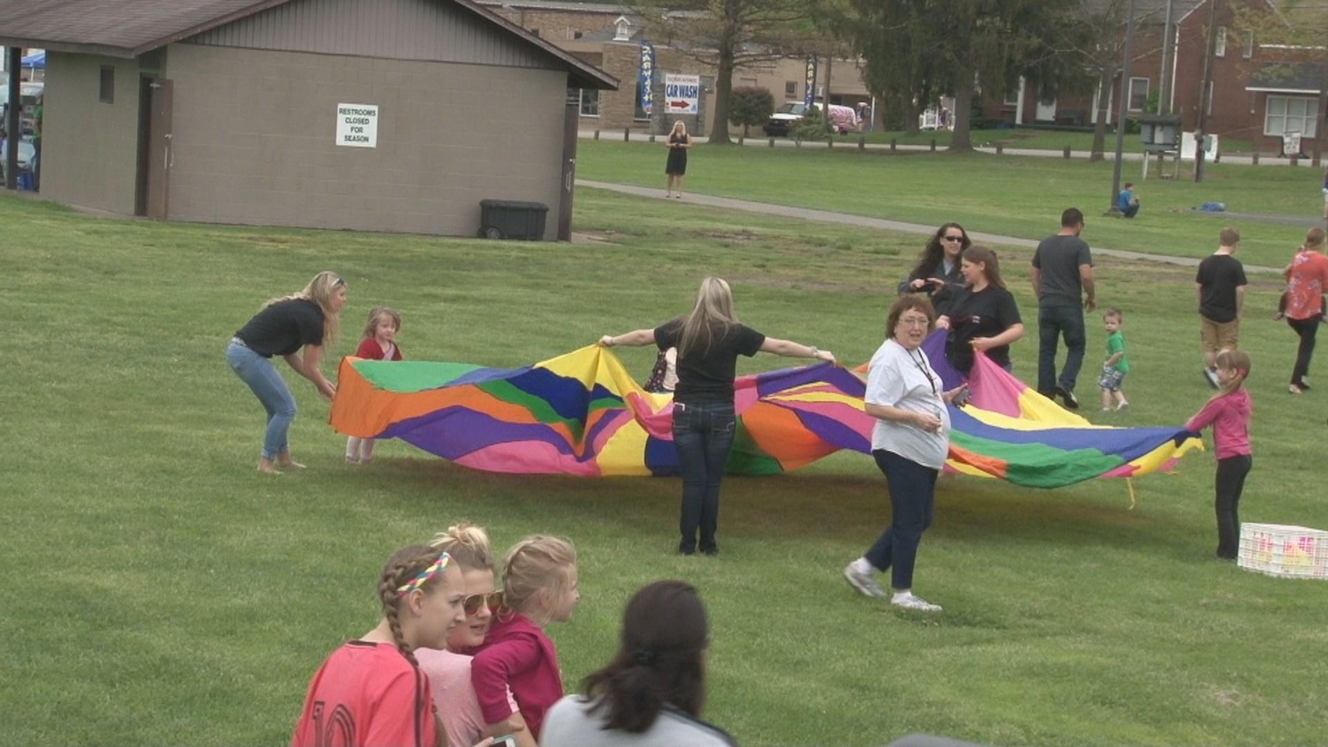 Harrison County YMCA Healthy Kids Day
