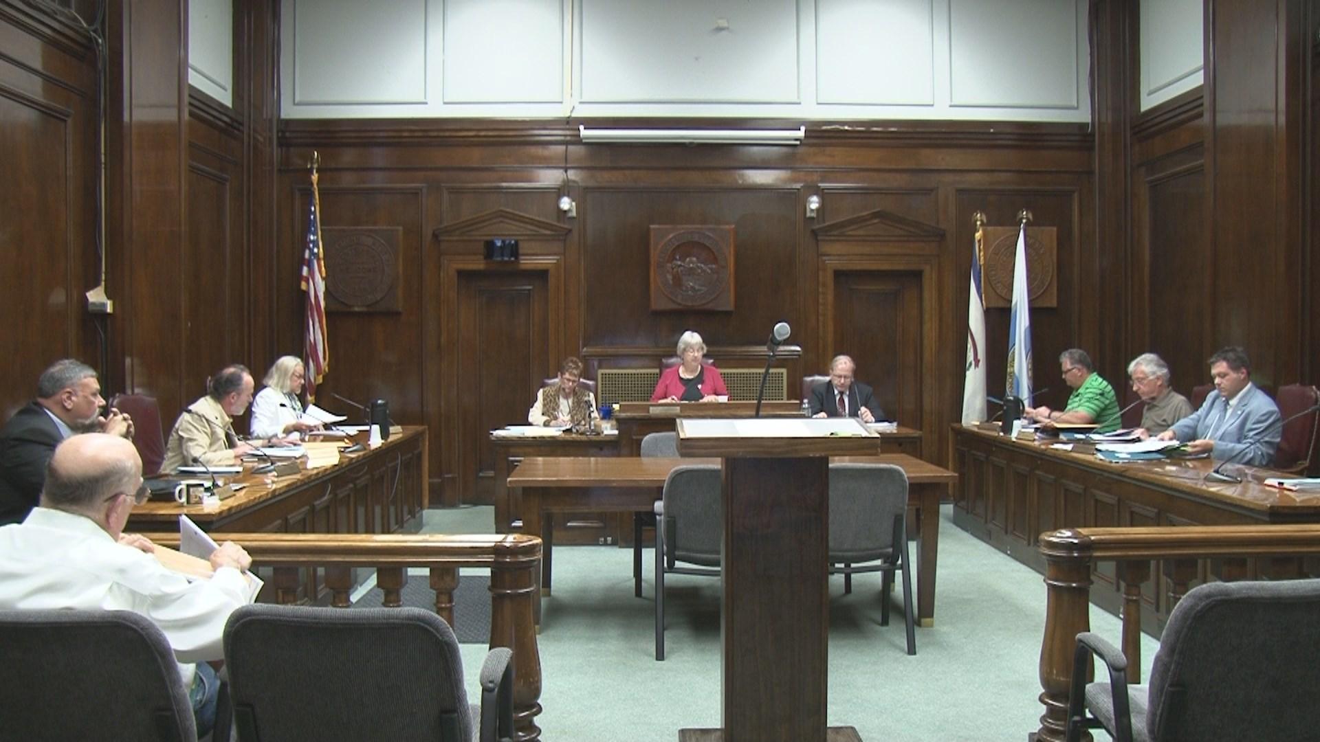 Morgantown City Council Special Meeting