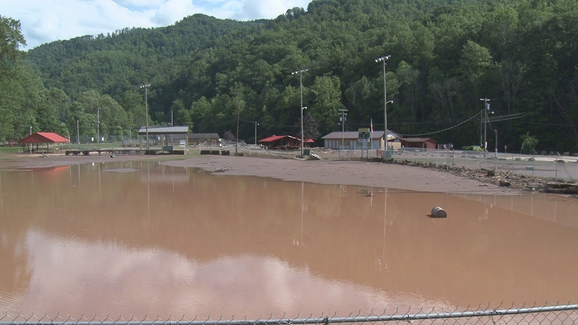 Webster County Flood Clean Up