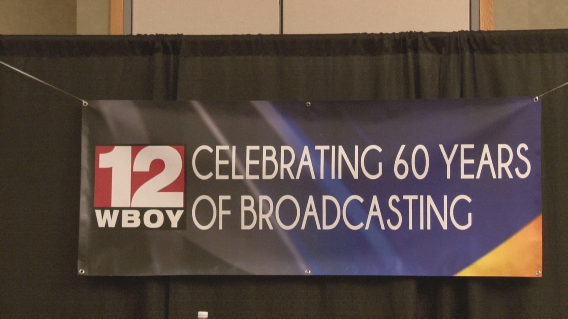 WBOY 60 Years of Service