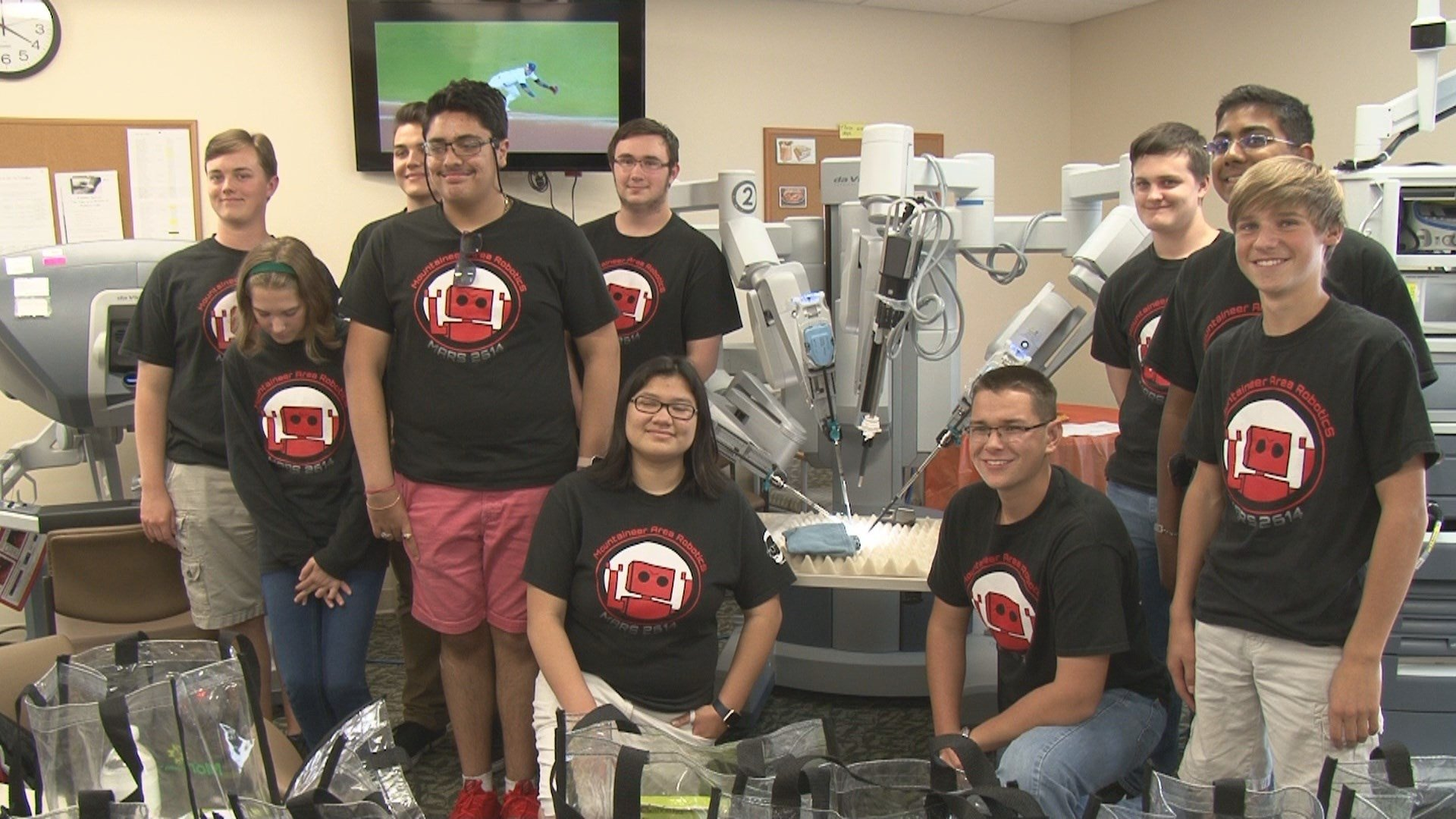 Mountaineer Area Robotics Team