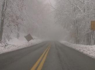 Route 7 in Preston County