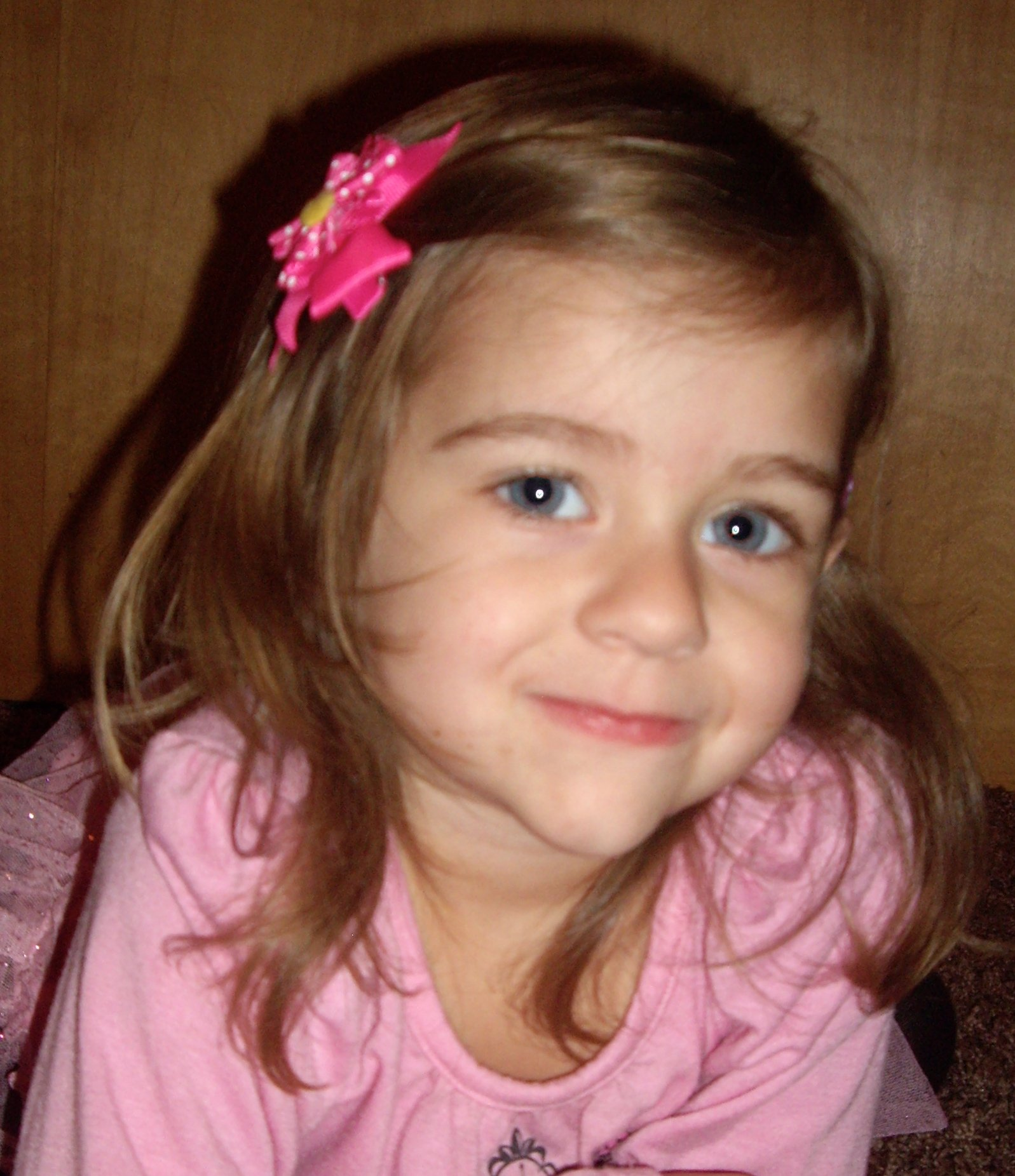 Kiera Kraus, 3 / Courtesy: Pat Boyle Funeral Home and Cremation