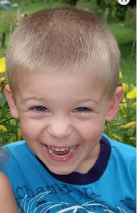 Kaden Kraus, 5 / Courtesy: Pat Boyle Funeral Home and Cremation