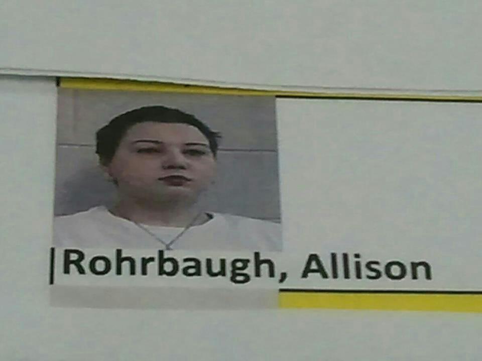 Allison Rohrbaugh