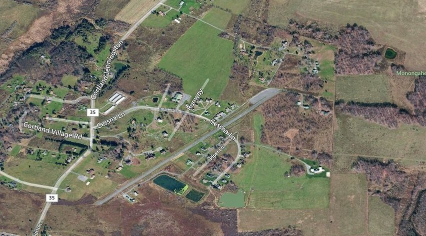 Windwood Fly-In Resort / Courtesy: Bing Maps