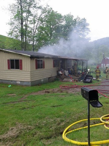 Courtesy: North Central and Central WV Working Fires