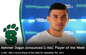 Mehmet Dogan, Courtesy SIU Athletics