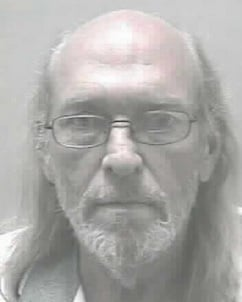 David Hughes; charged in cold case murder of Stalnaker and Friend