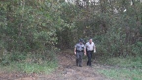 The Harrison County Sheriff's Department is investigating after decomposed human remains were discovered in Haywood on Wednesday.