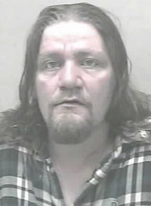 Bernard Douglas Stout Jr., 42, was arrested on meth related charges.