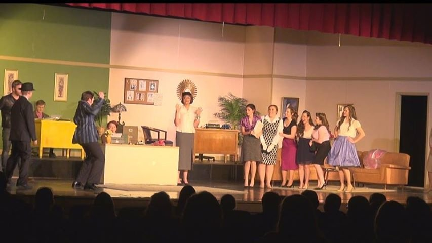 UHS Drama Department's Opening Performance of 'It Happens Every Summer'