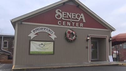 The Tea Shoppe located at The Seneca Center on Beechurst Avenue in Morgantown.