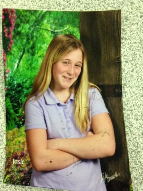 Josie Richards, 15