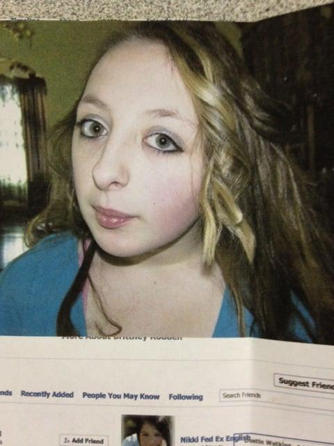 Brittany Rodden, 16