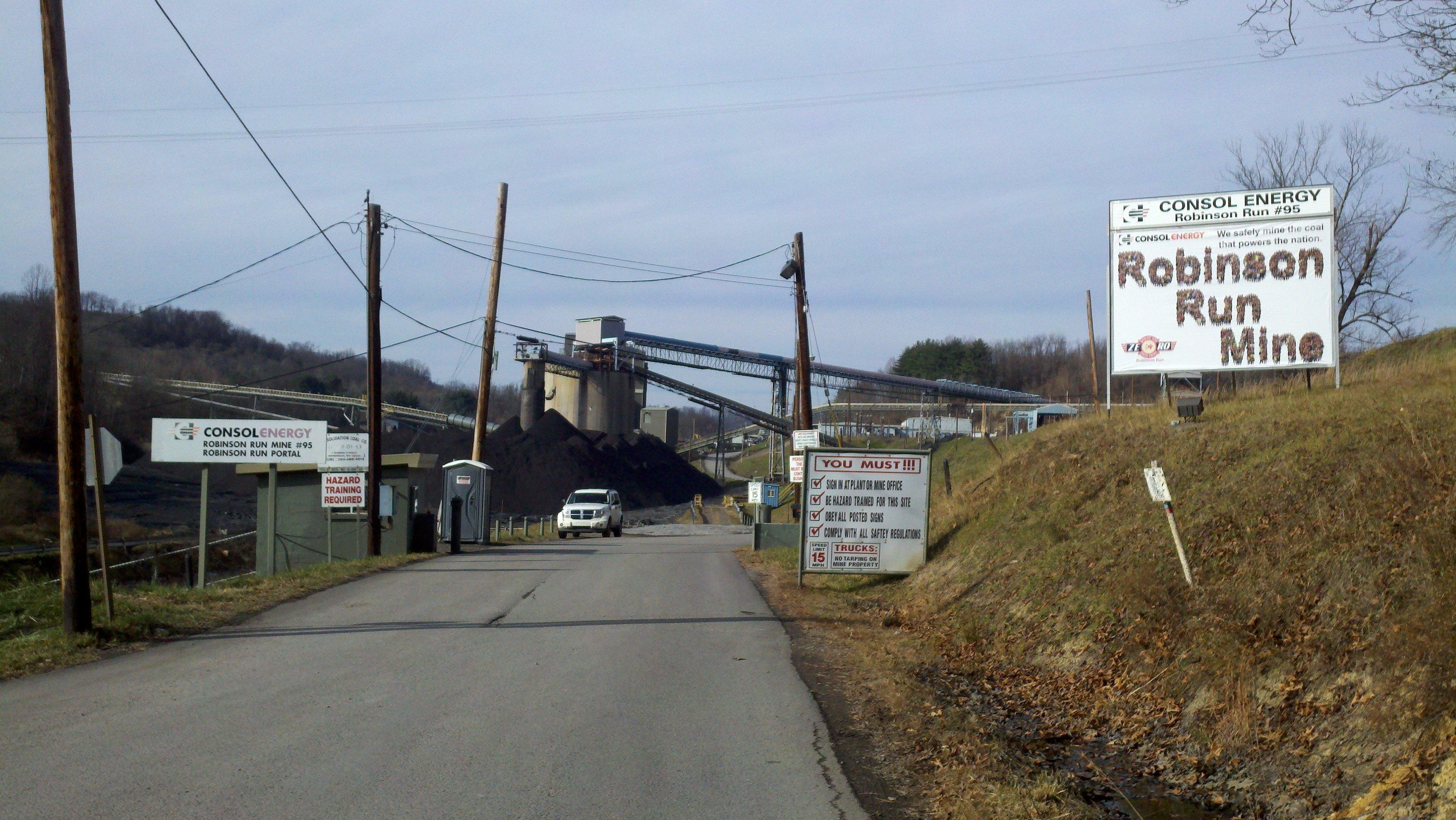 Robinson Run Mine