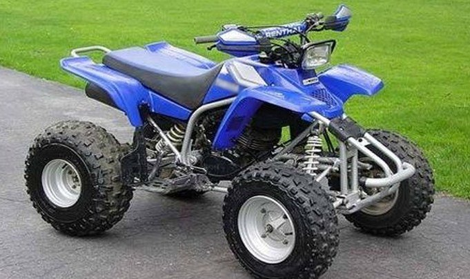 ATV Accident in Harrison County