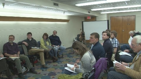 Morgantown Solar Cooperative Meeting