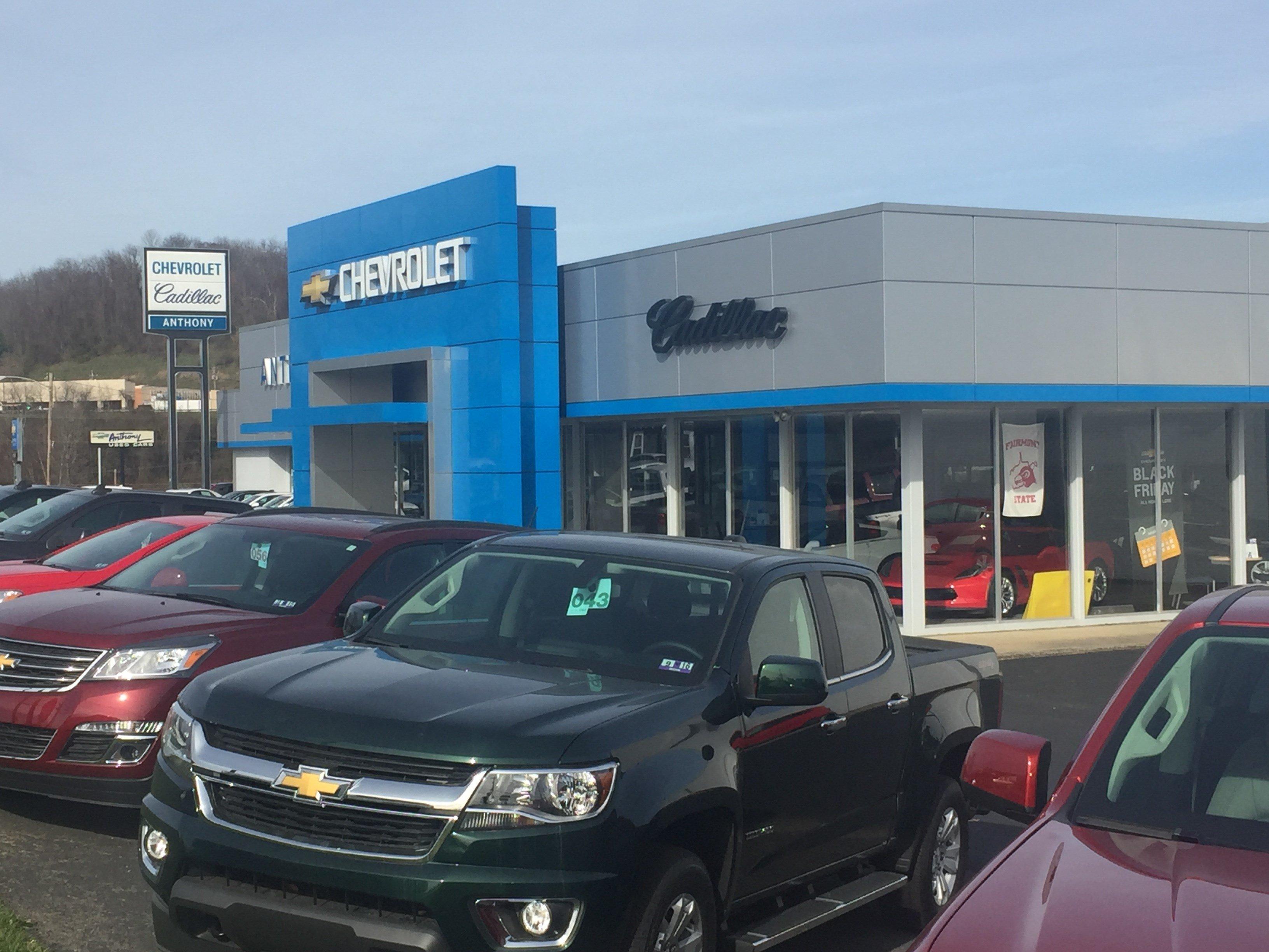 Anthony's Chevrolet