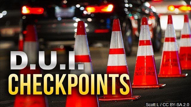 Dui Checkpoint Being Conducted In Monongalia County Wboy