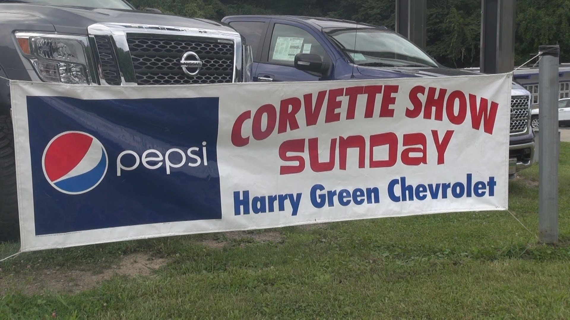harry green chevrolet and corvette club host 45th anniversary of wboy cla. Cars Review. Best American Auto & Cars Review