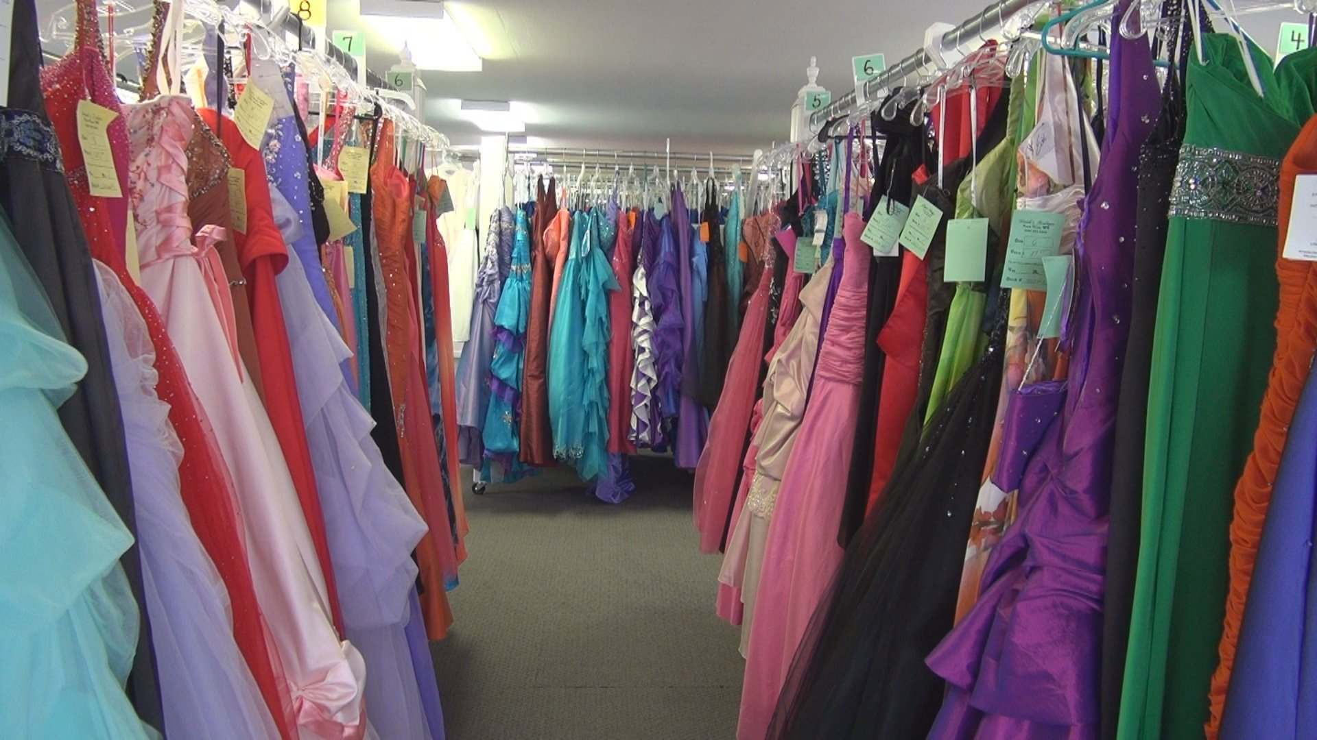 Dinah&39s Boutique Offers Reasonable Prices and Rental Prom Dress ...