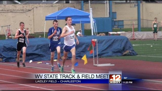 2013 WVSSAC State Track & Field Meet Results - WBOY - Clarksburg ...