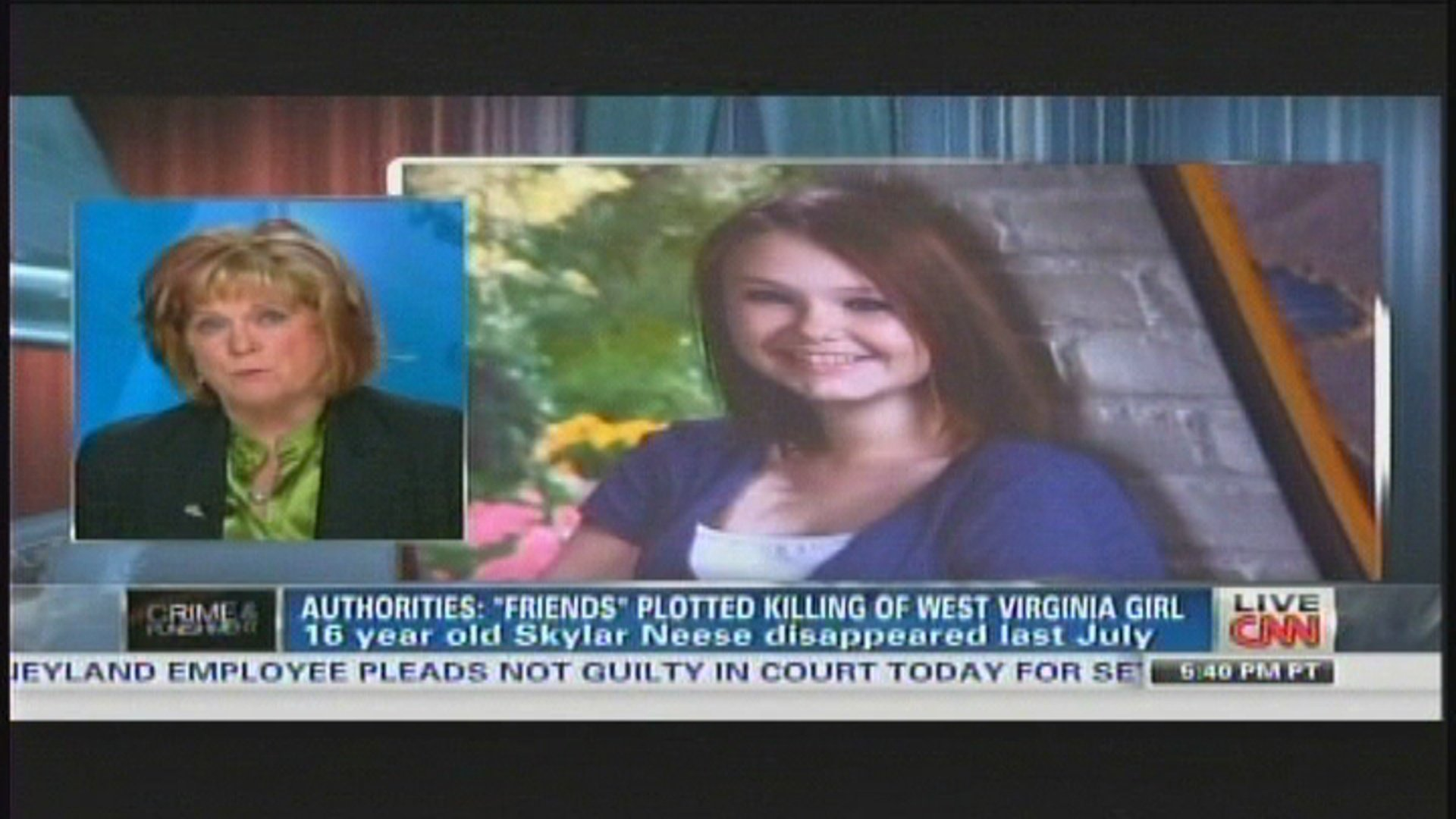 Murder of Skylar Neese Gains National Attention