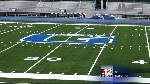 Glenville State Adds New Field Turf as Part of Construction to A ...