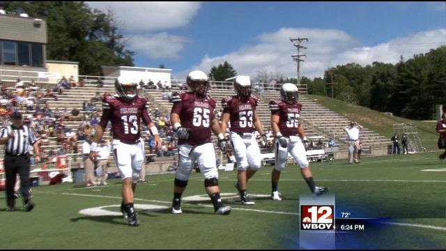 College Spotlight: Rivalry Continues Between Fairmont State & Gl ...