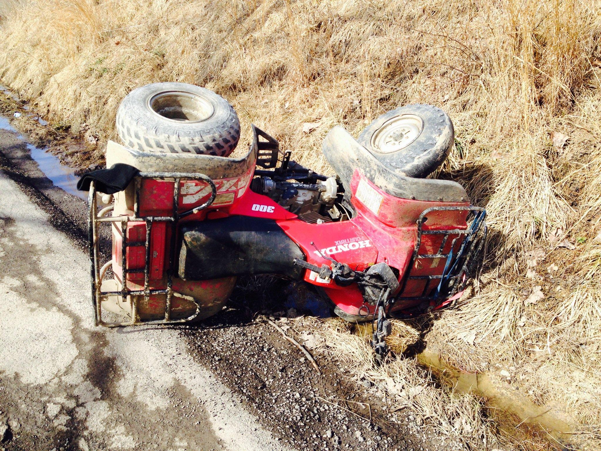ATV / 4-Wheeler Accident | Goings Law Firm, LLC