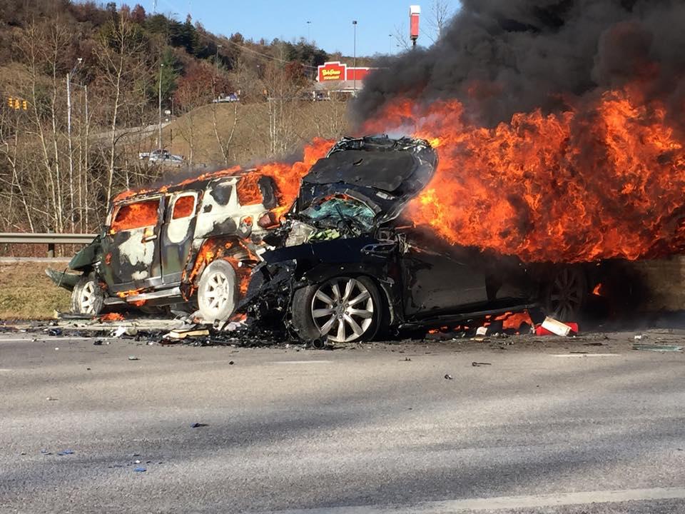 Car Accident Morgantown West Virginia